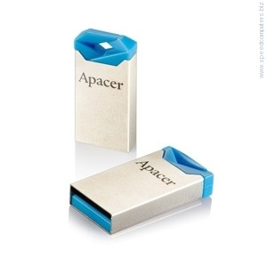 Флаш памет Apacer 16GB USB DRIVES UFD AH111 син Флаш памет Apacer 16GB USB DRIVES UFD AH111 син