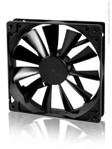 Evercool Fan 140x140x25 2Ball (1200 RPM) - EC14025L12BA вентилатор