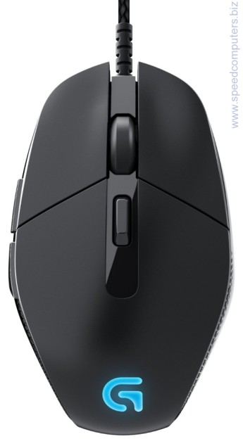 Мишка Logitech Gaming Mouse G303 Daedalus Apex Performance Edition Мишка Logitech Gaming Mouse G303 Daedalus Apex Performance Edition