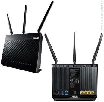 Рутер ASUS RT-AC68U 