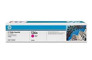 HP 126A Magenta LaserJet Print Cartridge Съвместимост      for HP Color LaserJet Pro CP1025