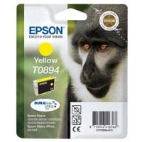 Epson T0894 Yellow Ink Cartridge - Retail Pack C13T08944011