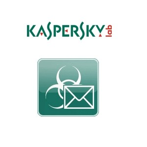 Kaspersky Security for Mail Server 15-19 Protection for: Mail Servers (Microsoft Exchange, IBM Lotus Domino and Linux-based mail servers)Type: 1 year Base License15-19 Mailboxes*Min. quantity for purchase - 15 pcs.