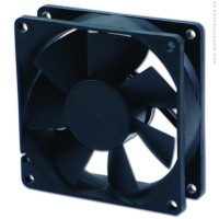 Evercool Fan 80x80x25 Sleeve 2500rpm - EC8025M12SA вентилатор