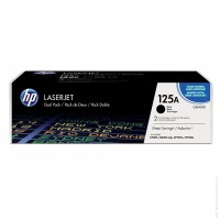 Консуматив HP 125A Black Dual Pack LJ Toner Cartridge