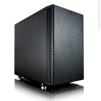 Кутия Fractal Design Define Nano S ITX Black