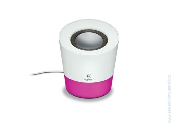 Тонколони Logitech Z50 Multimedia Speaker - Magenta 