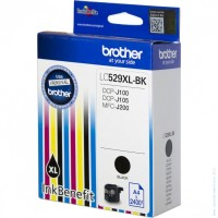 Консуматив Brother LC-529 XL Black Ink Cartridge High Yield