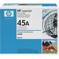 HP LaserJet 4345mfp Smart Print Cartridge, black (up to 18,000 pages)