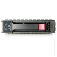 Твърд диск HP 2TB 3G SATA 7.2K 3.5in MDL HDD