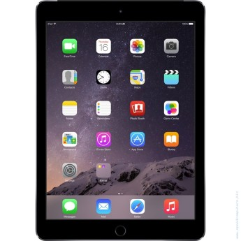 таблет Apple iPad Air 2 Wi-Fi 16GB сив Apple iPad Air 2 Wi-Fi 16GB Space Gray