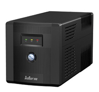 INFORM GUARDIAN 800AP UPS   Input : Capacity (VA) 800