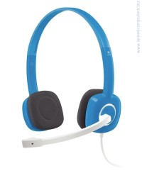 Logitech Stereo Headset H150 Blueberry Слушалки