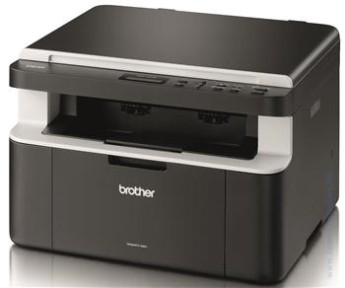 Brother DCP-1512E Laser Multifunctional Достъпни функции Print, Copy, Scan
