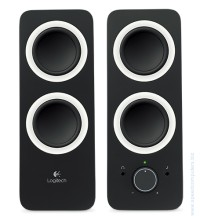 Тонколони Logitech Z200 Multimedia Speakers - Midnight black