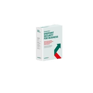 Kaspersky Endpoint Security for Business - Core, 20-24 Node Protection for: Windows – including Windows 8; Mac; Linux (Not all features are available on all platforms.)Type: 1 year Base LicenseNodes: 20-24 * (* Min. quantity for purchase - 20 pcs.)DELIVERS: Rigorous, multi-layer anti-malware protection; Single, unified anti-malware management console.Applications inside: Kaspersky Security Center; Kaspersky Endpoint Security for Windows; Kaspersky Endpoint Security for Linux Workstation; Kaspersky Endpoint Security for Mac
