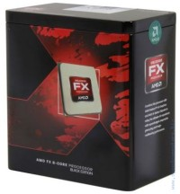 Процесор AMD FX-Series X8 8370E (3.3GHz, 16MB, 95W, AM3+) Box