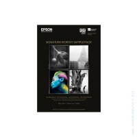 Хартия Epson Signature Worthy Sample pack