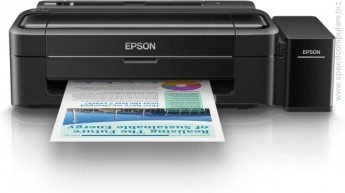 Мастилоструен принтер Epson Inkjet Printer L310 Скорост черно 33 Pages/min Monochrome (plain paper 75 g/m²)