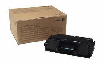 Xerox Phaser 3320 High Capacity Toner Cartrige Съвместимост: Phaser 3320Цвят: BlackБрой страници: 11 000 pages at 5% coverage А4
