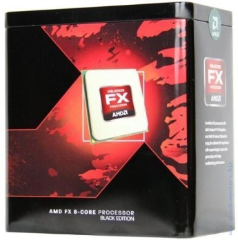 Процесор AMD FX-Series X8 8320E (3.2GHz, 16MB, 95W, AM3+) Box Процесор AMD FX-Series X8 8320E