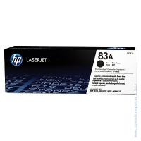 Консуматив HP 83A Black LaserJet Toner Cartridge (CF283A)