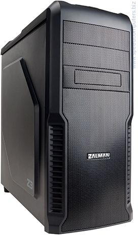 Кутия Zalman Z3 USB3.0 ATX case 