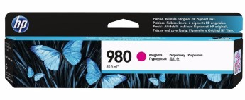 Консуматив HP 980 Magenta Original Ink Cartridge Консуматив HP 980 Magenta Original Ink Cartridge