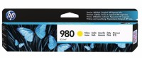 Консуматив HP 980 Yellow Original Ink Cartridge