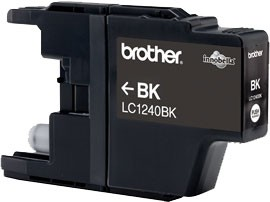 Brother LC-1240 Black Ink Cartridge for MFC-J6510/J6910 Brother MFC-J6510DW, MFC-J6710DW, MFC-J6910DW