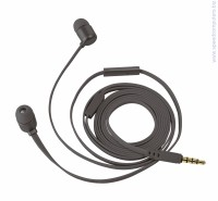 TRUST Duga In-Ear Headphones - space grey слушалки тапи