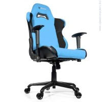 Геймърски стол Arozzi Torretta XL Gaming Chair светло син