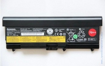 Батерия за лаптоп Lenovo ThinkPad 70++ (9 cell) ThinkPad Battery 70++ (9 cell) for L430, L530, T430, T530, W530 + backward compatible to Huron River