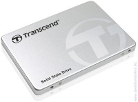 "Transcend 256GB 2.5"" SSD 370S SATAIII Synchronous MLC"
