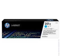Консуматив HP 201X High Capacity Cyan Original LaserJet Toner Cartridge (CF401X)