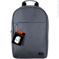 CANYON Super Slim Minimalistic Backpack раница за лаптоп сива