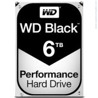 "Western Digital Black Performance 6TB SATAIII 3.5"" 128MB Твърд диск"