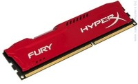 Памет Kingston HyperX Fury Red 4GB DDR3 1600MHz CL10