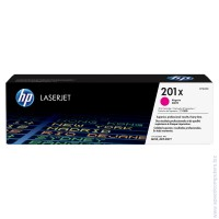 Консуматив HP 201X High Capacity Magenta Original LaserJet Toner Cartridge (CF403X)