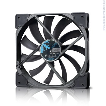 Fractal Design 140MM VENTURI HF14 Black вентилатор Вентилатор Fractal Design 140MM VENTURI HF14 Black