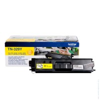 Консуматив Brother TN-329Y Toner Cartridge Super High Yield