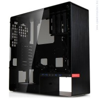 Кутия In Win 904 Plus Mid Tower ATX Черен