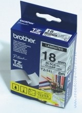 Консуматив Brother TZ-E141 Tape Black on Clear