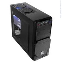 Кутия Thermaltake Commander MS-II Black VN900A1W2N