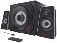 TRUST GXT 638 2.1 Speakers Black Тонколони