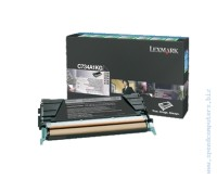 Консуматив Lexmark C734, C736, X734, X736, X738 Black Return Programme Toner Cartridge (8K)