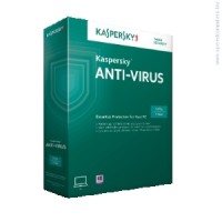 Антивирусна програма Kaspersky Anti-Virus 2015 3-Desktop 1 година