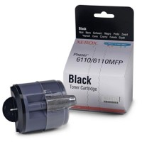 Xerox Phaser™ 6110/6110N High Capacity Black Toner Cartridge