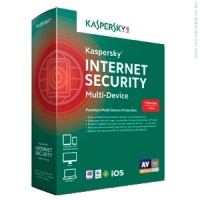 Антивирусна програма Kaspersky Internet Security 2015 1-Device 1 година