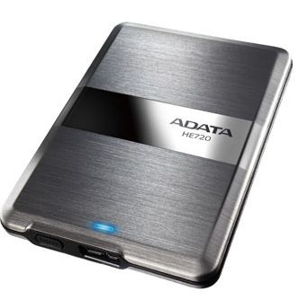 Външен твърд диск ADATA 1TB HE720 USB3.0 • Capacity  1TB